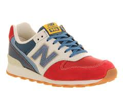 new balance shoes red and blue. new balance wr996 red blue white - hers trainers shoes and n