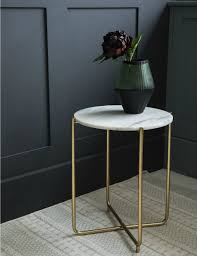 white marble side table amazing coffee uk
