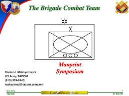 Ppt The Brigade Combat Team Powerpoint Presentation Id