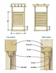 The Dimensions Of An Outdoor Shower Are Important Mainly To Preserve Privacy It May Be Necessary Adjust Them Depending On For Example The Proximity