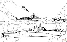 Coloriage Missile Anti Sous Marin Coloriages Imprimer Gratuits