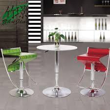 get ations zhu jing acrylic bar table bar table bar table tea table a few small round table