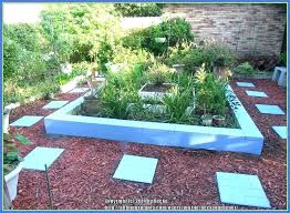 cinder block vegetable garden concrete raised garden beds concrete blocks garden thumb of concrete blocks can