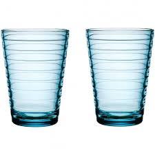 <b>Набор больших стаканов</b> Aino Aalto, голубой купить с ...