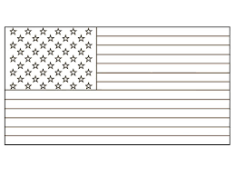 Small Picture Free American Flag Coloring Pages