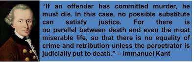 abwehr ier executioner pro lifer the death penalty  the death penalty debate anti versus pro quotes