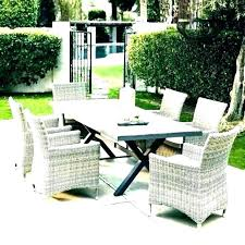 patio table chairs and cover with umbrella hole fresh stunning small round outdoor furniture scenic
