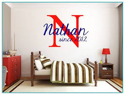wall decal letters for nursery
