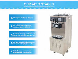 Ice Cream Vending Machine Rental Delectable China Best Seller Automatic Soft Ice Cream Vending MachineIce Cream