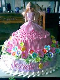 Barbie Cakes At Easy Birthday Cakes