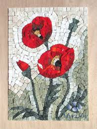 stained glass mosaic tiles mosaics