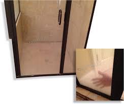 benaz glass water spot remover shower door
