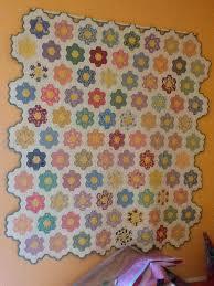 grandmothers flower quilt   Grandmother's Flower Garden Quilt ... & grandmothers flower quilt   Grandmother's Flower Garden Quilt Patterns Adamdwight.com