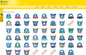 Online Badge Badge Rewards My Development Zone