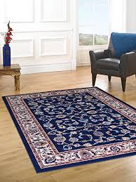 rug 100 x 150. classic rug oriental persian style economic royal shiraz 2079-blue cm. 100 x 150