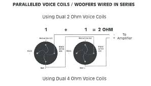 dvc 1 ohm wiring diagram subwoofer sub 4 2 mono notasdecafe co 1 ohm sub wiring diagram subwoofer 1 ohm sub wiring diagram subwoofer coil in addition to dual voice