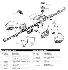 garage door opener parts garage door opener parts divine garage door opener parts diagram great garage