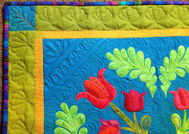 Patsy Thompson Designs, Ltd. » Free Motion Quilting and Machine ... & Free Motion Quilting and Machine Embroidery Applique Adamdwight.com