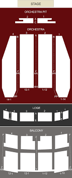 Louisville Palace Louisville Ky Seating Chart Stage