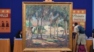 joseph kleitsch oil painting 500 000 retail value