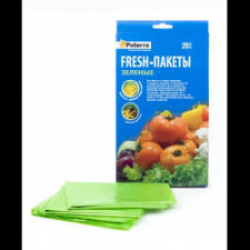 Отзывы о Fresh-<b>пакеты для хранения</b> овощей и фруктов <b>Paterra</b>
