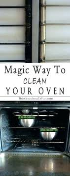 how to clean inside oven glass best way to clean oven glass best way to clean