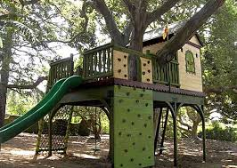 Unique Cool Kids Tree House Ideas T And Innovation