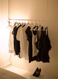 ... Wardrobe Racks, Hanging Clothes Rod From Ceiling Floating Clothes Rack  Hanging Clothes Rack From Ceiling ...