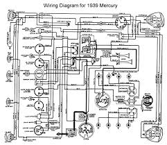 flathead electrical wiring diagrams wiring for 1939 mercury