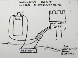 mallory ignition distributor wiring diagram mallory wiring mallorywiring mallory ignition distributor wiring diagram