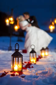 Winter Wedding Decor 25 Gorgeous Winter Wedding Aisle Dccor Ideas Weddingomania
