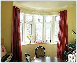 wall to wall curtains curtain rods for windows close to wall hinged curtain rod umbra bay