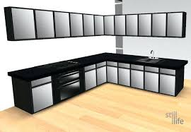 stainless steel kitchen cabinets still life kitchen cabinets black stainless steel stainless steel kitchen cabinets uk