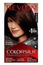 revlon colorsilk hair permanent color shade um brown 4n hair color
