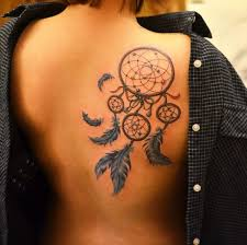 Dream Catcher Tattoos On Back 100 Most Popular Dreamcatcher Tattoos And Meanings April 100 2