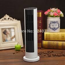 mini usb tower rotate fan portable small bladeless home desk hand held fan