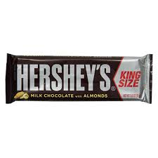hershey almond candy bars. Simple Almond Hersheyu0027s Milk Chocolate With Almonds King Size Candy Bar 26 Oz For Fresh  Candy And With Hershey Almond Bars O