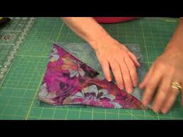 Find Out How You Can Perfect Your Points – Crisp And Clean Every ... & Quilting Perfect Points Achieving perfect points isn't as hard as it looks!  Watch my short tutorial on how to easily achieve perfect points! Adamdwight.com