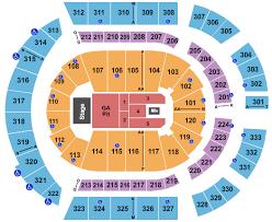 Miranda Lambert Seating Chart Miranda Lambert Nashville Tickets Bridgestone Arena