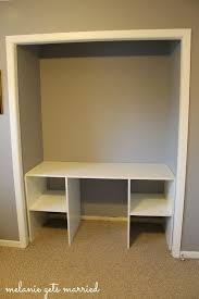built in desk in closet. Contemporary Closet I Feel Like Should Preface This By Saying That Know Nothing About  Building Cool Things Such As Desks Iu0027m A Crafter Through And Through But Donu0027t Ask  On Built In Desk Closet R