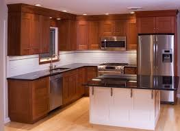 kitchen wall colors with cherry cabinets white metal double door refrigerator white kitchen pendant lighting pull