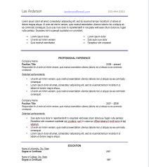 Standard Font Size For Resume Standard Resume Font Size Resume For Study 16