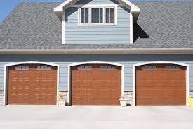 quality garage doorsPhoto Gallery Quality Garage Door West Fargo Raised Steel Panel