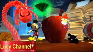 Lucy Channel | BÚP BÊ CHƠI GAME GIẢI CỨU CHÚ CHUỘT MICKEY THOÁT KHỎI TAY MỤ  PHÙ THỦY P7 - YouTube