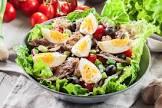 authentic salade nicoise