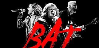 <b>Meat Loaf</b> Presents: <b>BAT</b> featuring The Neverland Express + Caleb ...