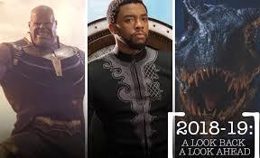 2018 Global Overseas Box Office Studio Rankings 2019