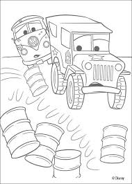 cars the movie characters coloring pages. Exellent Characters Lizzie And Mc Queen Cars VW Bus Military Jeep  Coloring Page DISNEY Coloring  Pages Cars And The Movie Characters Pages O