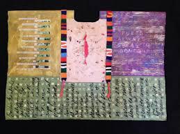 Art For Non Artists Art Huipil Mixed Media Workshop Retreat Explore Your Inner Artist