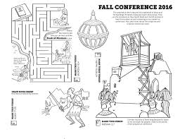Two Sided One Page Coloring Sheet
